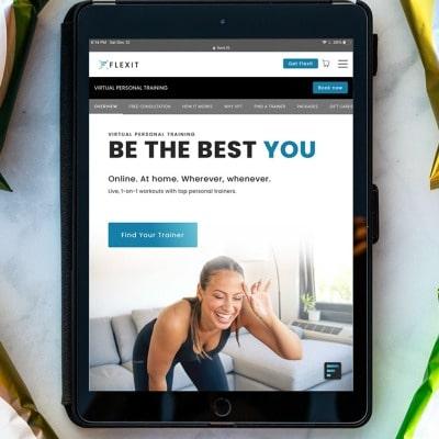 virtual personal training platform