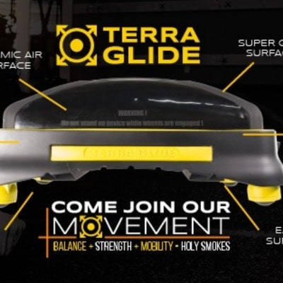 terra-glide all-in-one