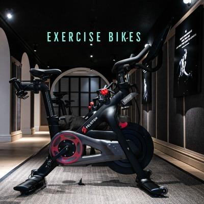 smart exercise bikes
