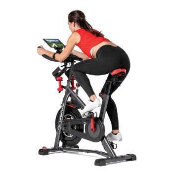 top spin bike to use with peloton's app under 1000