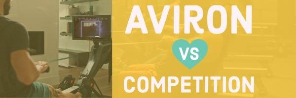 Aviron vs other smart rowers