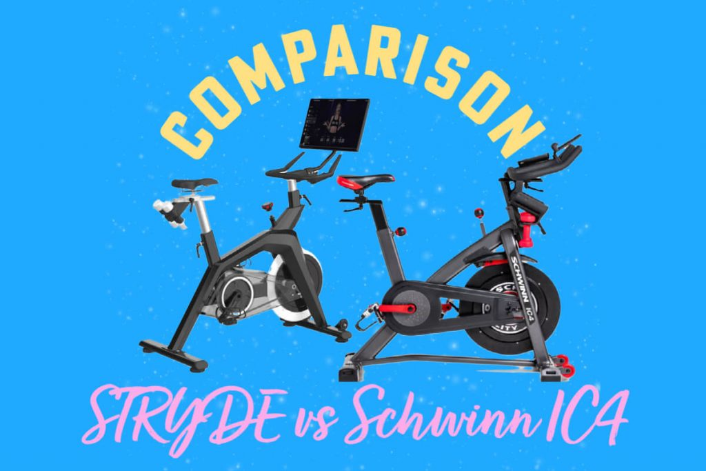 featured image - STRYDE bike versus Schwinn IC4