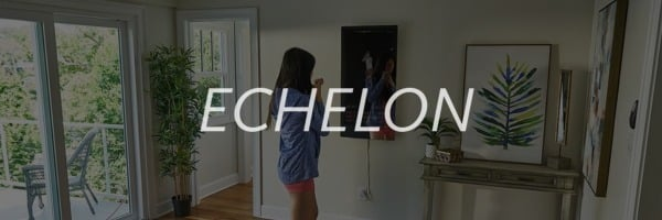 logo of echelon reflect and overview of workouts