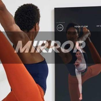mirror smart home fitness