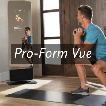 pro-form vue smart mirror