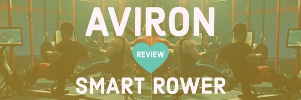 aviron rowers and review by Fit Healthy Momma