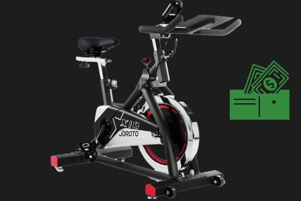 DIY peloton bike budget option is Joroto