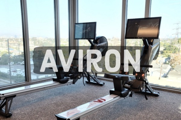 Introducing Aviron's 2 smart rowers