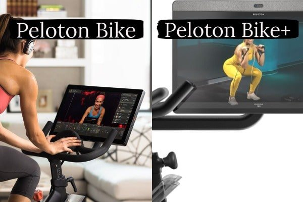 2 bike models from Peloton