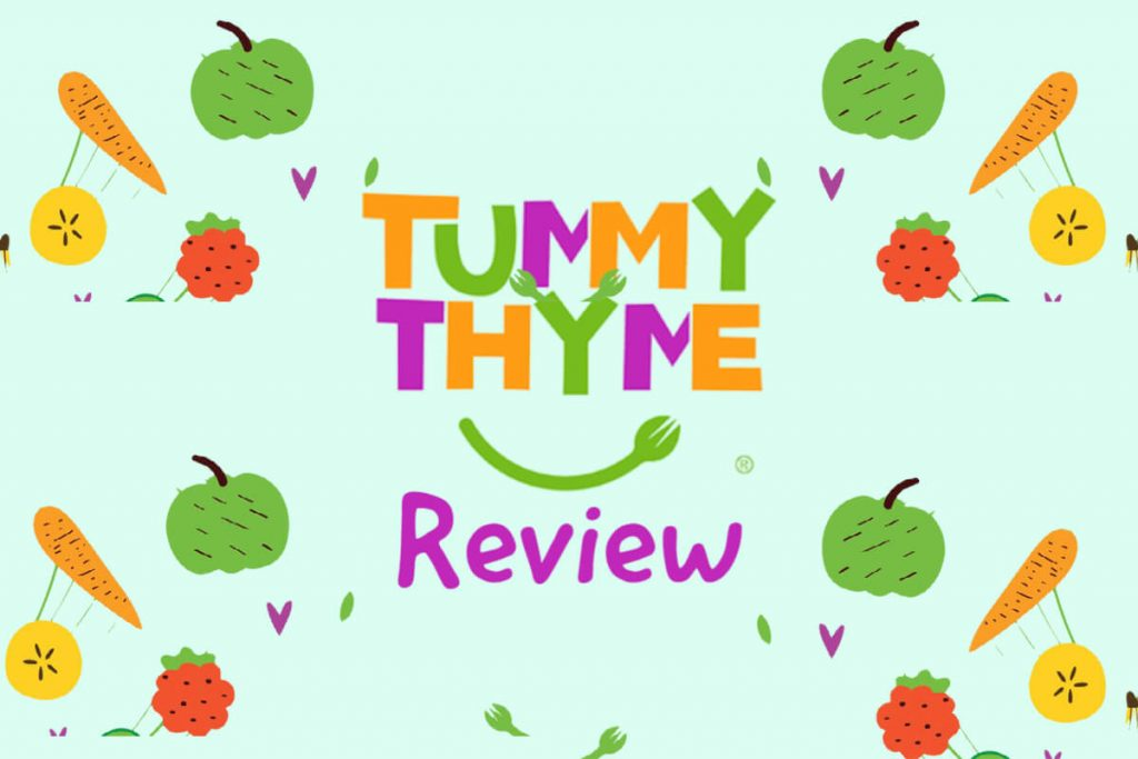 featured image - Tummy-Thyme review