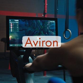aviron's rowing machine