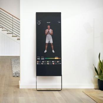 mirror home gym workout