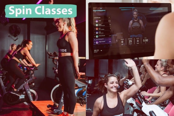 Comparing spin classes