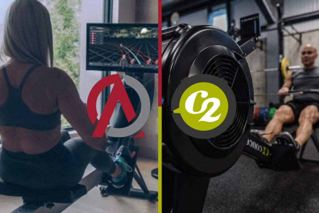 featured image - aviron rower vs Concept2