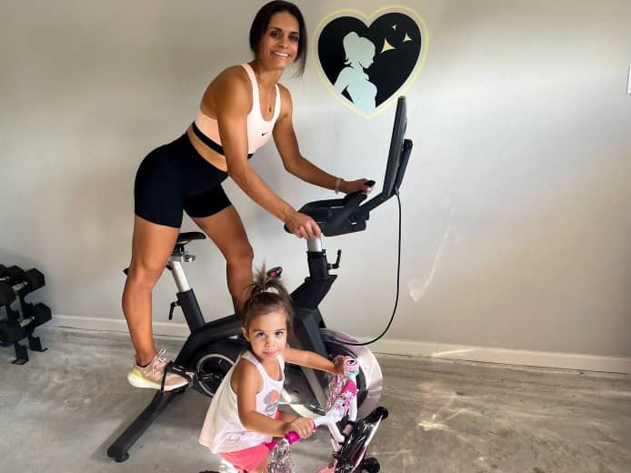 Fit Healthy Momma rating stryde