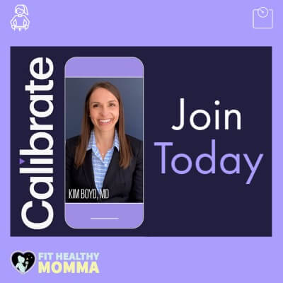 joincalibrate review by fit healthy momma