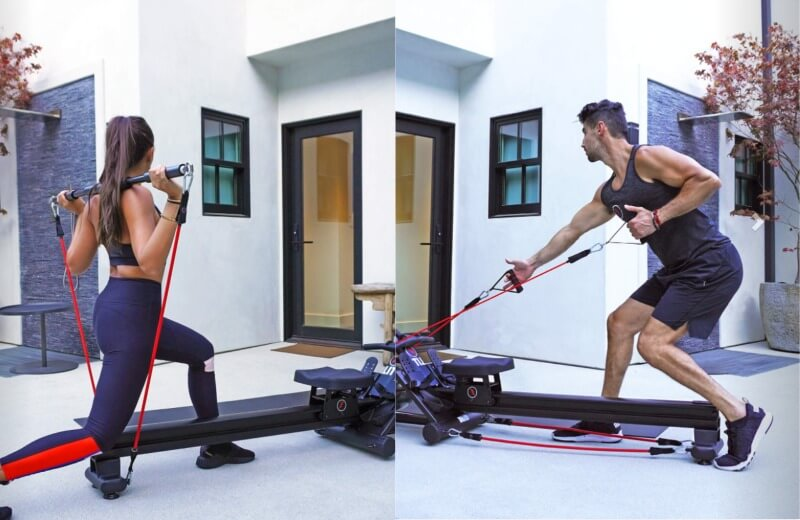 complete home gym workouts with LIT method