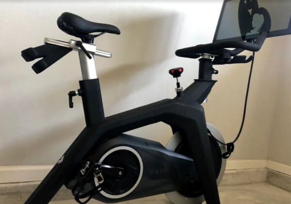 magnetic resistance with Stryde bike