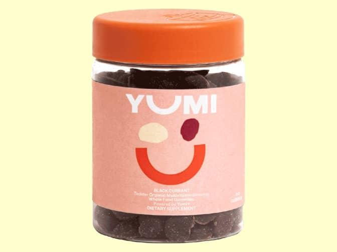 toddler biteamins multivitamin by YUMI