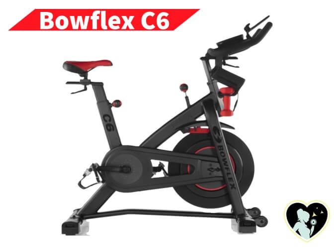 bowflex's C6 spin bike