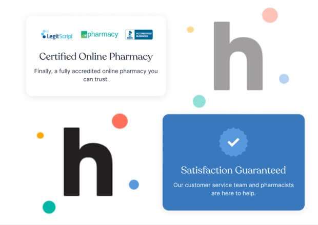 fully accredited online pharmacy trust badges