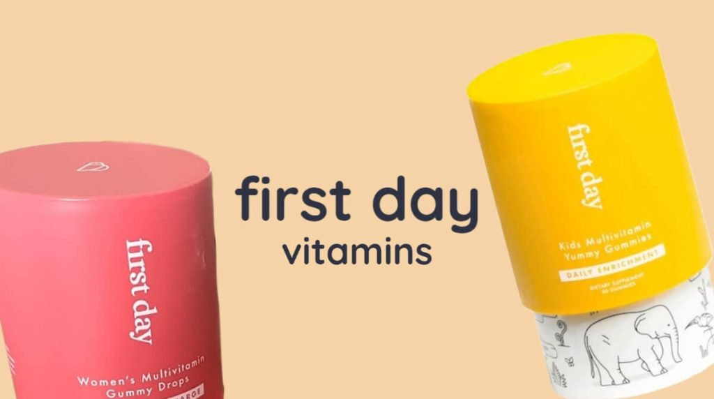 first day vitamins article review featured image