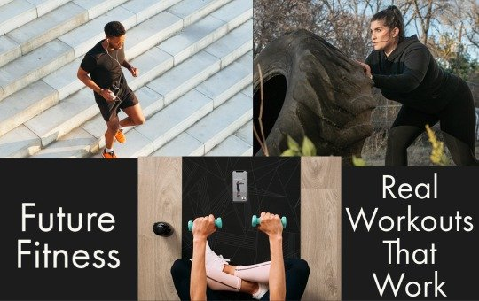 workouts with future fit app
