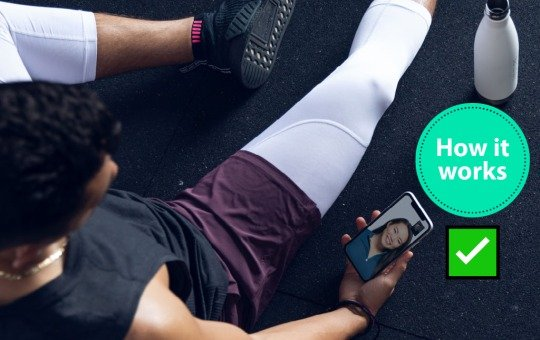 using future fit app to workout at home