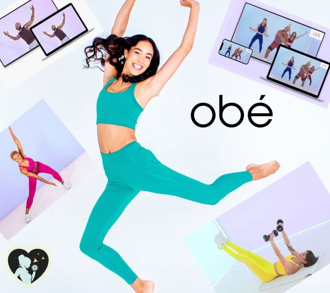 obe's legit workout from home app