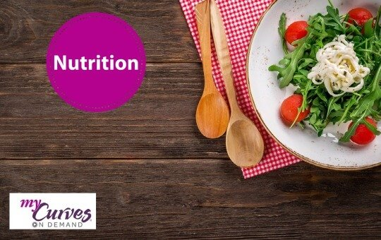 nutrition program for my curves on demand