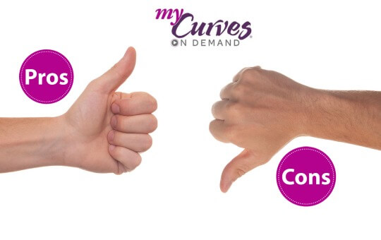 pros and cons of mycurves