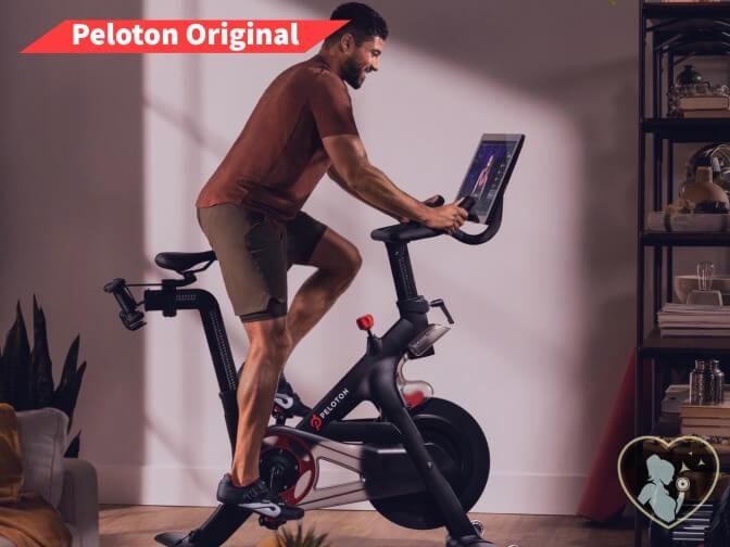 OG peloton bike
