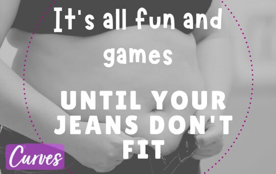 My Curves On Demand weight loss quote - verified