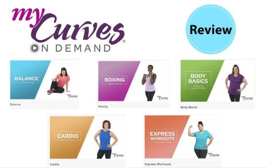 my curves on demand workout videos review