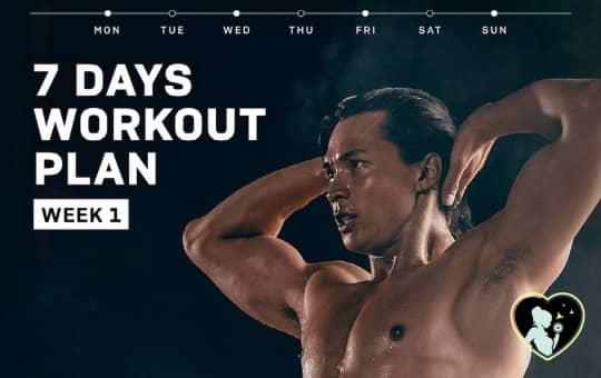 the freeletics workout app