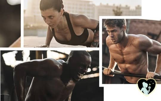 building muscle workouts