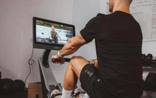 beginner benefits of indoor rowing