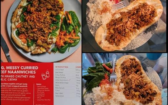 chef's plat menu per week