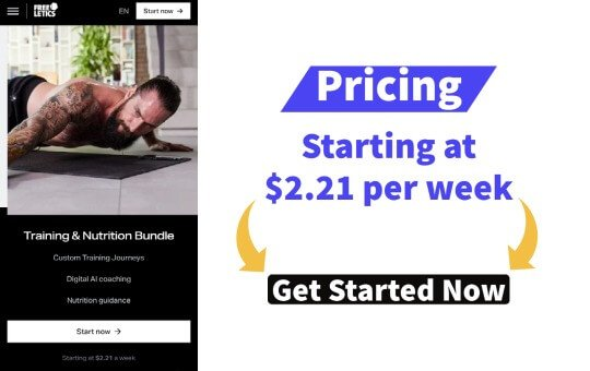 freeletics cost and pricing