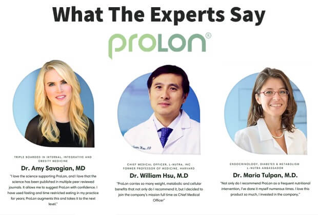 Doctors quotes on prolon being worth it and legit