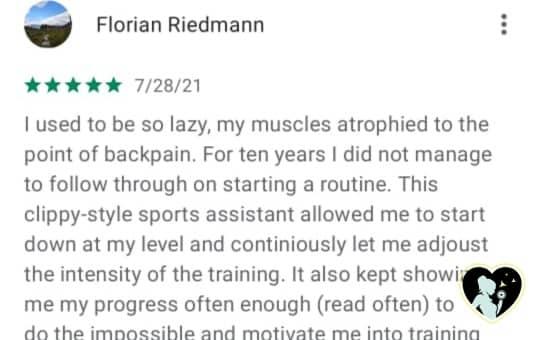 freeletics customer review 2