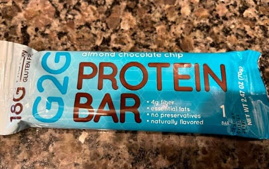 g2g bar - alternative to one bar