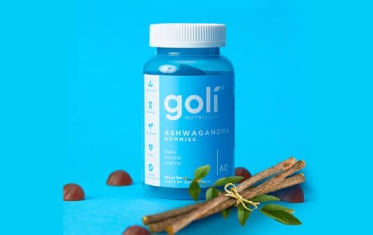 results with goli ashwa gummies