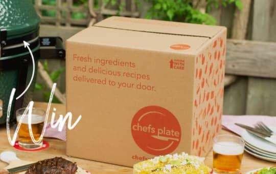chefsplate.com legit meal kit brand in canada