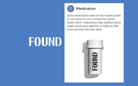 joinfound's medication process