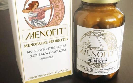 taking menofit capsules (60) per bottle