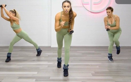 revolutionary workouts with phase & function