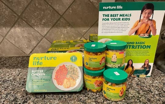 nurture life rating kids meals by RDN