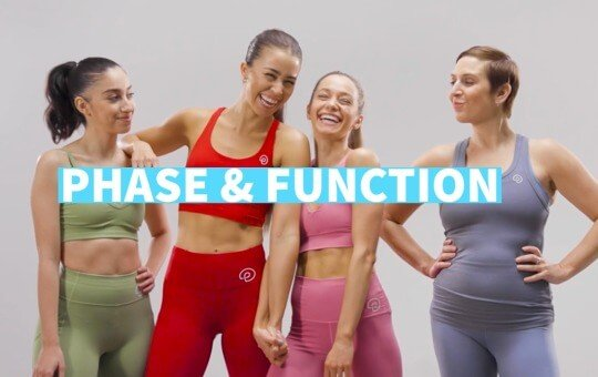phase & function text and rating