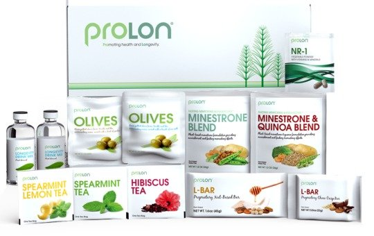 prolon diet rating by RDN